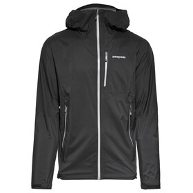 Patagonia Stretch Rainshadow Jakke Herrer sort